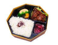 相生亭の松阪肉焼き肉弁当