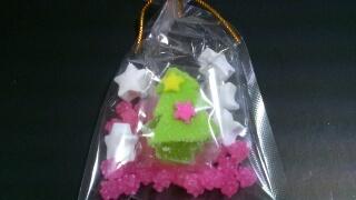 クリスマス金平糖 (2)