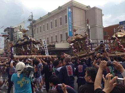 松阪祇園祭り
