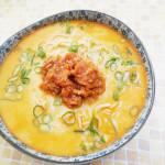オーサワのベジ玄米ラーメン(担々麺)