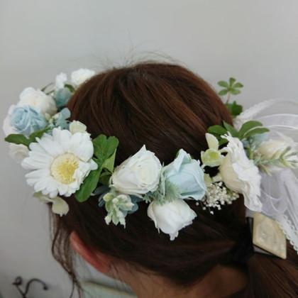 幸せの花冠