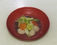 白菜肉丸湯