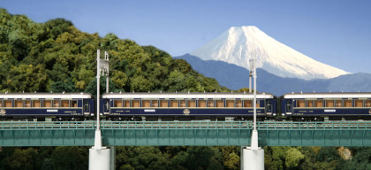 オリエント富士山