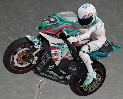 ミクバイクヘルメット