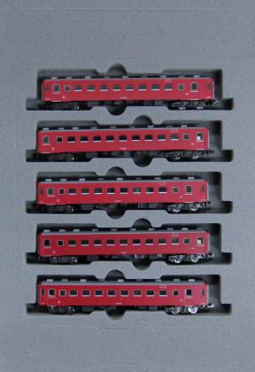 カトー50系客車セット