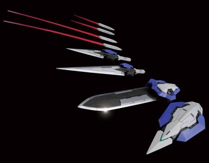 エクシアパーツ武器