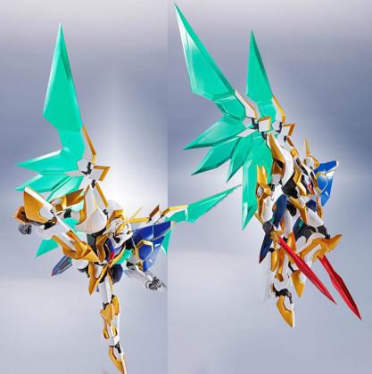 ランス緑翼2枚新