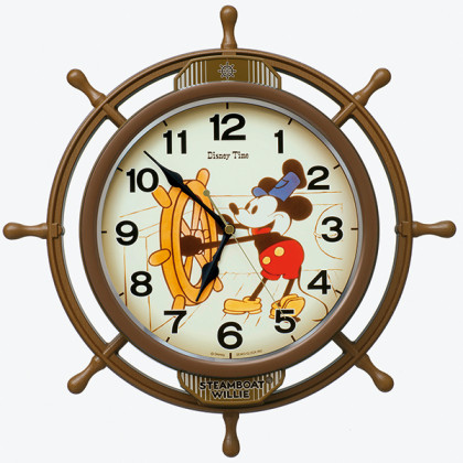 ミッキー掛時計