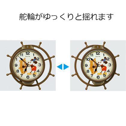 ミッキー掛時計2