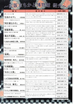 19-松阪まちかど博物館展2