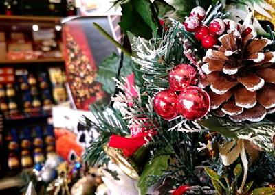 クリスマス売場1
