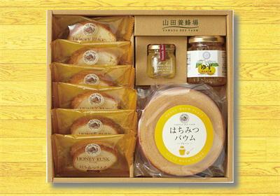 山田養蜂場バウム