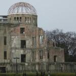 広島原爆ドーム全景