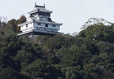広島錦帯橋岩国城
