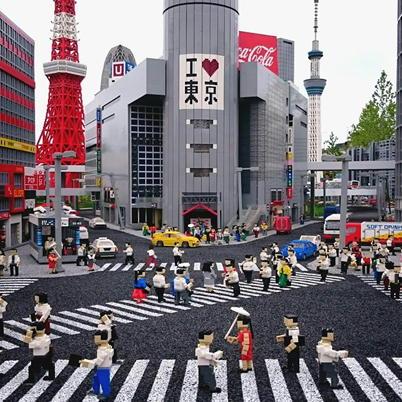 17レゴランドミニランド渋谷
