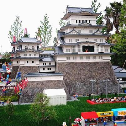 17レゴランドミニランド姫路城