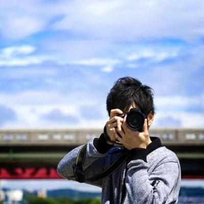 カメラ男子②