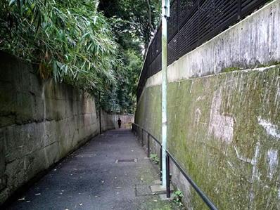 170822江戸川公園目白台18おばけ坂