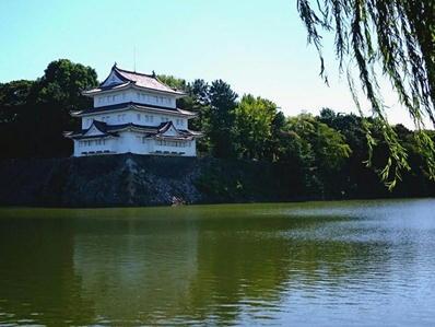 170921名城ラン名古屋城西巽櫓
