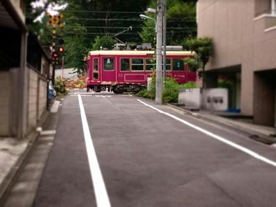 170822江戸川公園目白台26のぞき坂都電学習院下