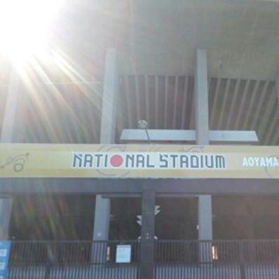 体育の日国立競技場