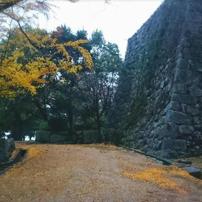 171114松坂城紅葉⑥