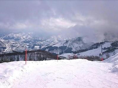 スノボガーラ湯沢下山コース