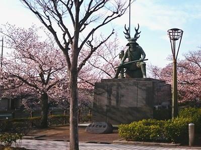 180327桑名九華公園像