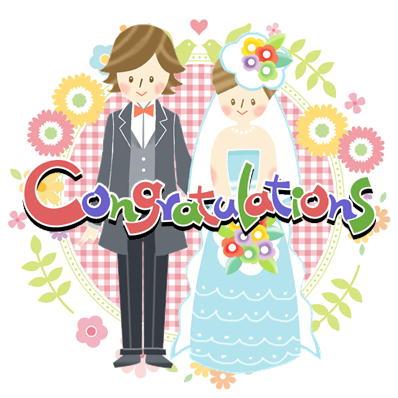 結婚祝い洋風