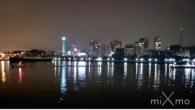 180820横浜大さんばしからマリンタワー