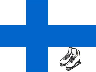 フィギュアスケートフィンランド