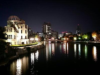 19広島原爆ドーム