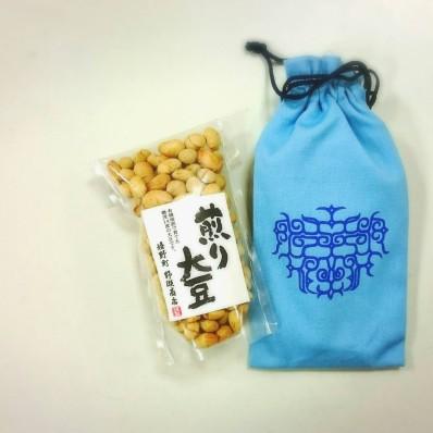 武四郎煎り豆