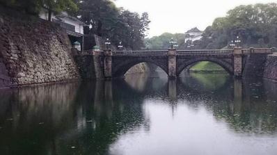 190501皇居令和初日二重橋