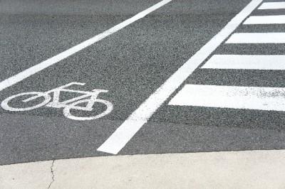 横断歩道自転車横断帯