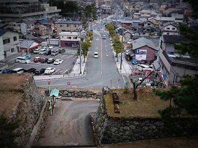 200225松坂城みえ松阪マラソンコース