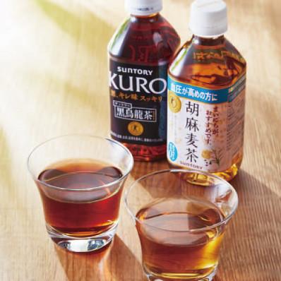 サントリー 黒烏龍茶・胡麻麦茶ギフト1