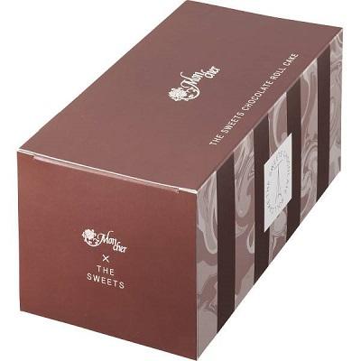 21堂島ロールチョコロール箱