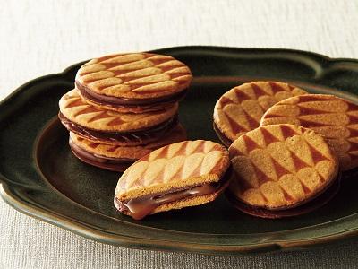 キャラメルサンドクッキーimg2