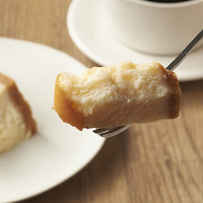 濃厚ベイクドチーズケーキ4