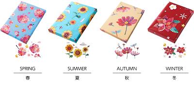 季節の包装紙 - コピー