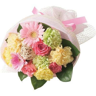 21母の日イメージ花束