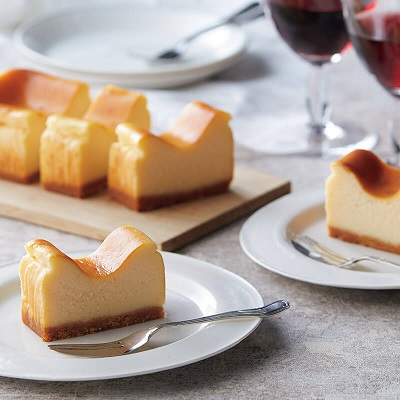 濃厚ベイクドチーズケーキ6
