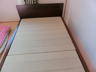 東京西川すのこベッド+整圧マットレス
