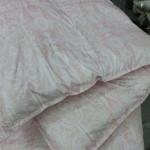羽毛布団の打ち直しKS0807ピンク